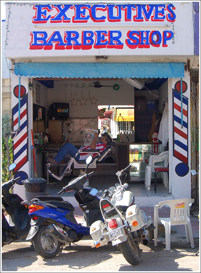 Executives Barbershop